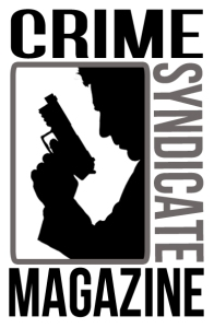 Crime Syndicate Magazine Rectangular Thumbnail Logo