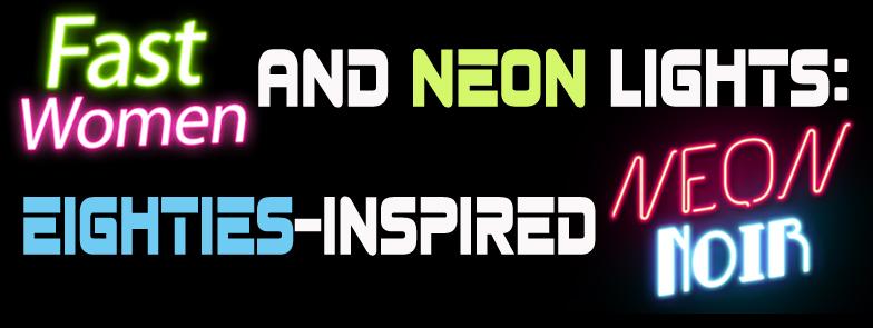 Neon Noir Anthology Facebook event header